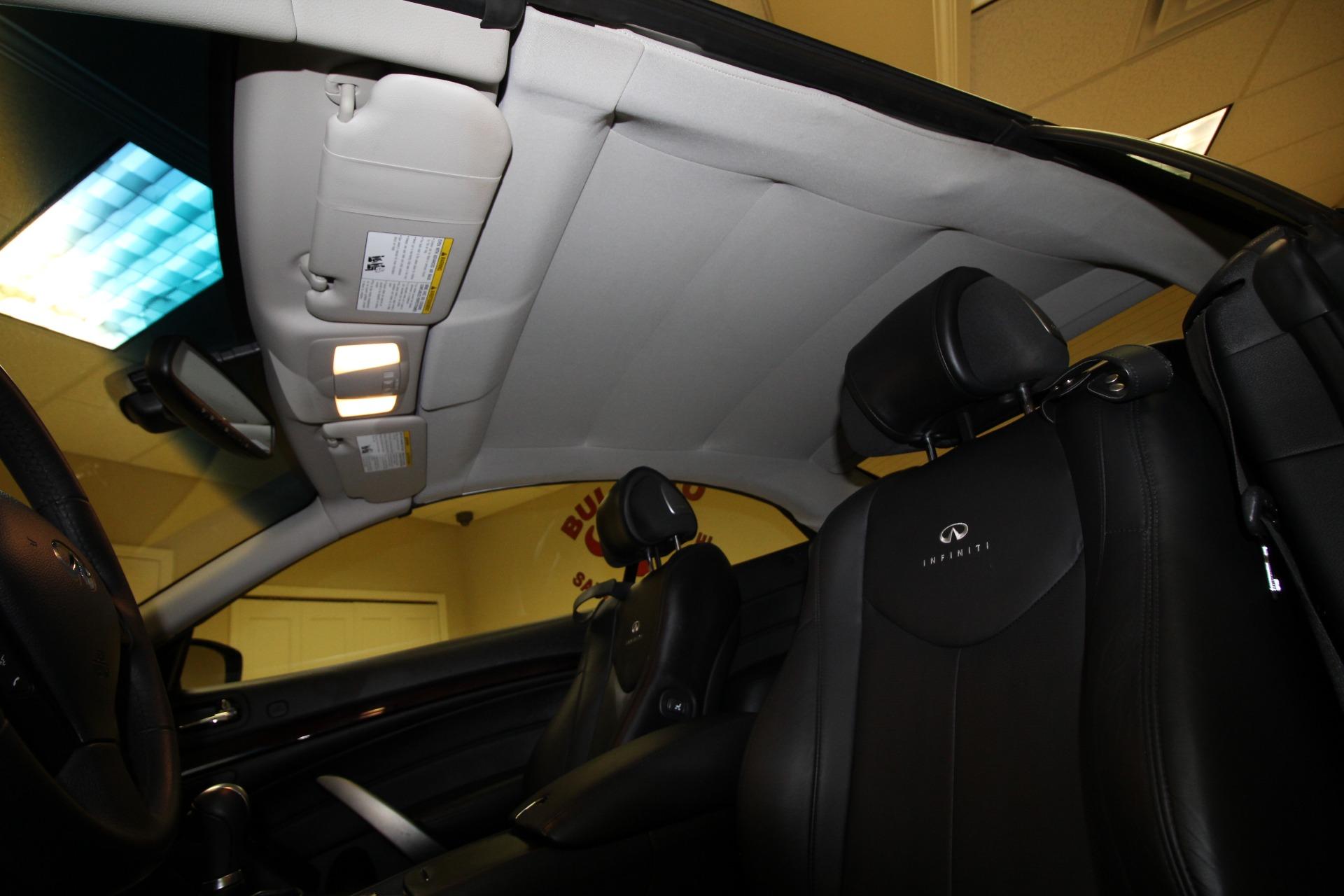 Used 2012 Infiniti G Convertible G37S Sport | Albany, NY