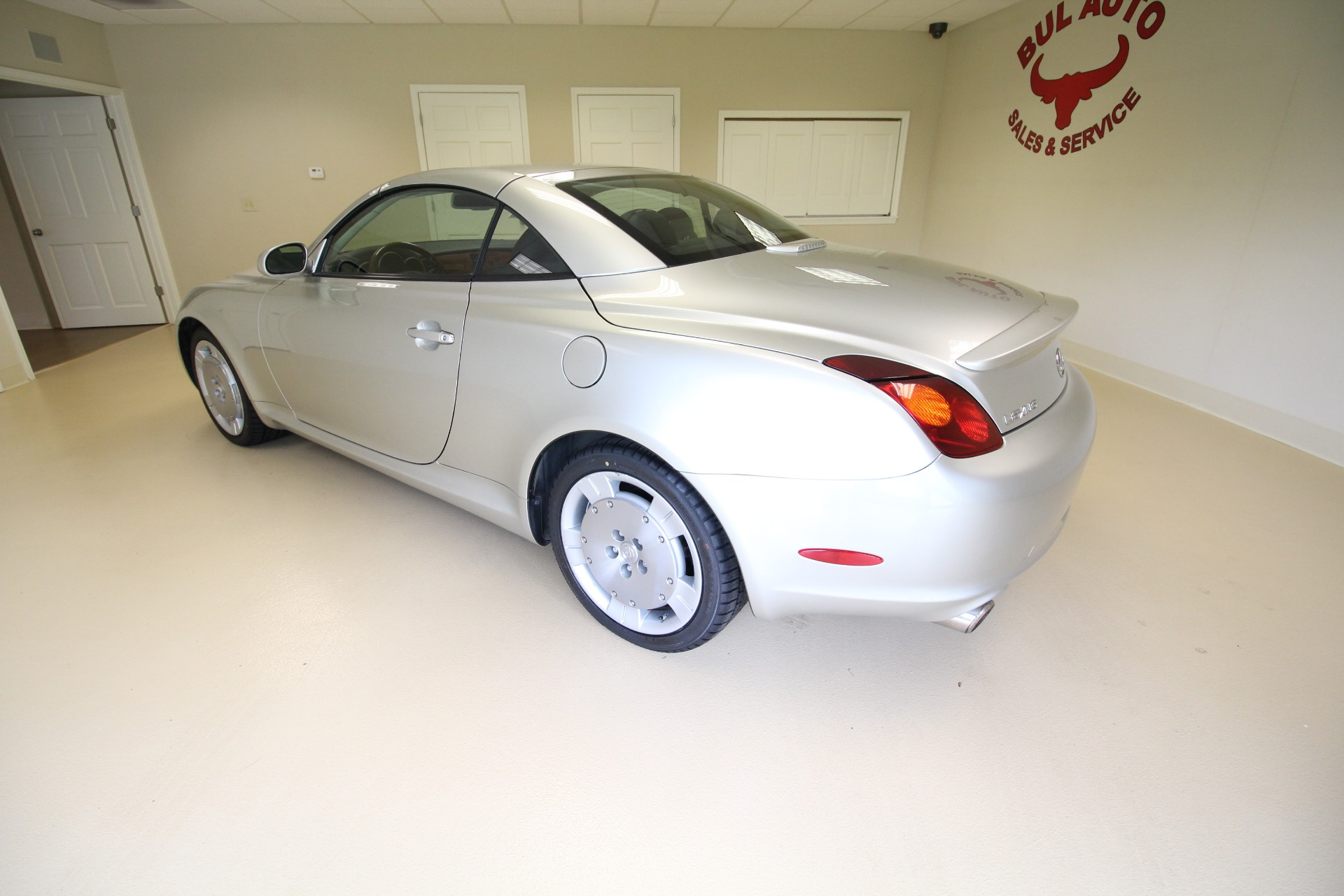 Used 2002 Lexus SC 430 Convertible 1 OWNERYES 1 OWNER | Albany, NY