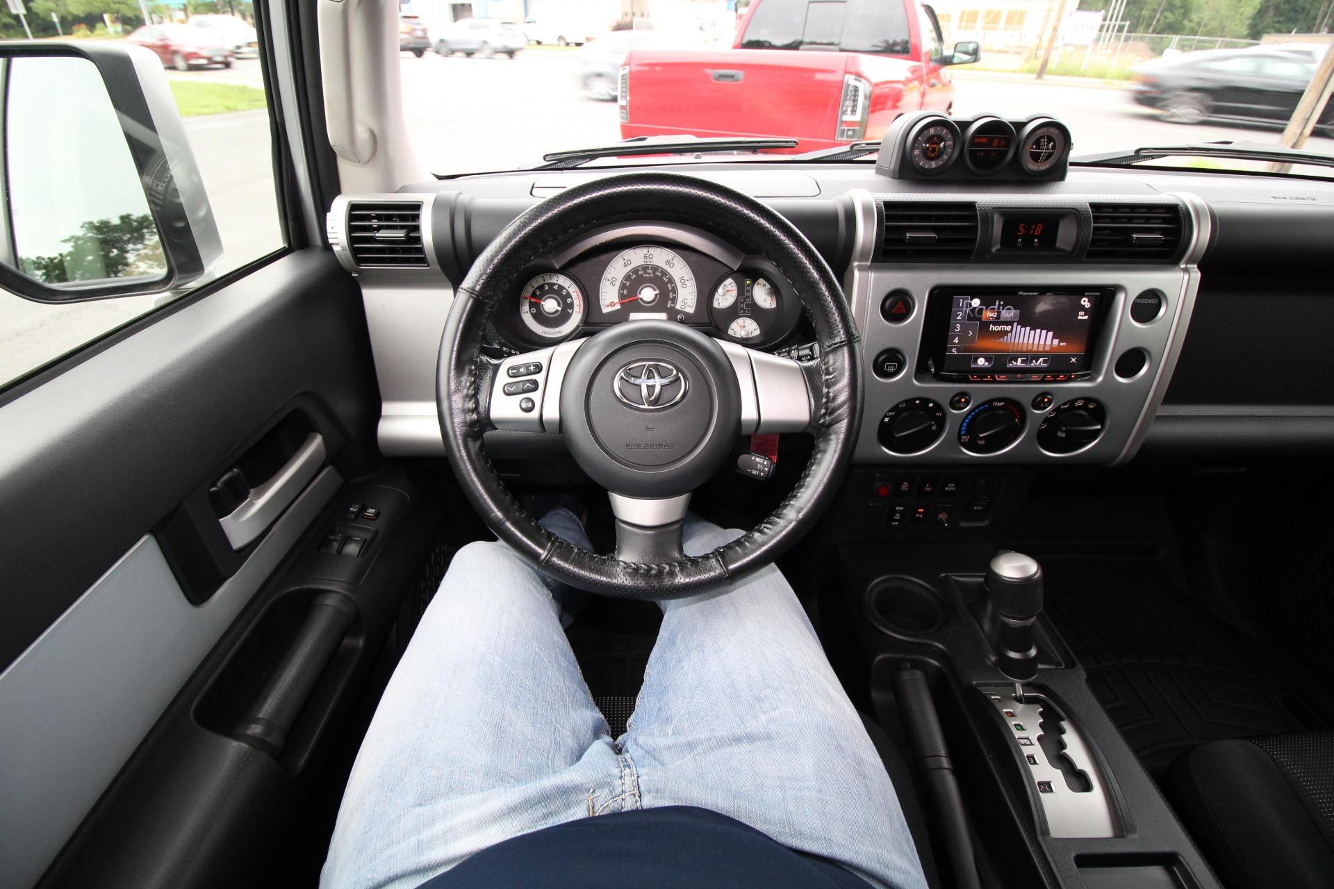 Used 2008 Toyota FJ Cruiser 4WD AT | Albany, NY