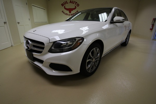 Used 2016 Mercedes-Benz C-Class-Albany, NY