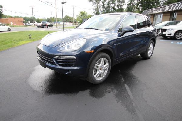 Used 2013 Porsche Cayenne-Albany, NY