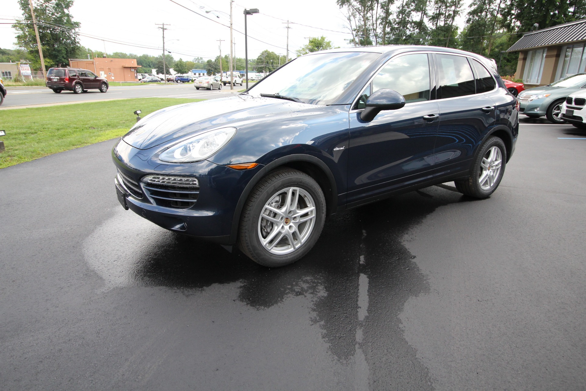 Used 2013 Porsche Cayenne Diesel | Albany, NY