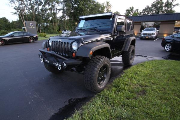 Used 2007 Jeep Wrangler-Albany, NY