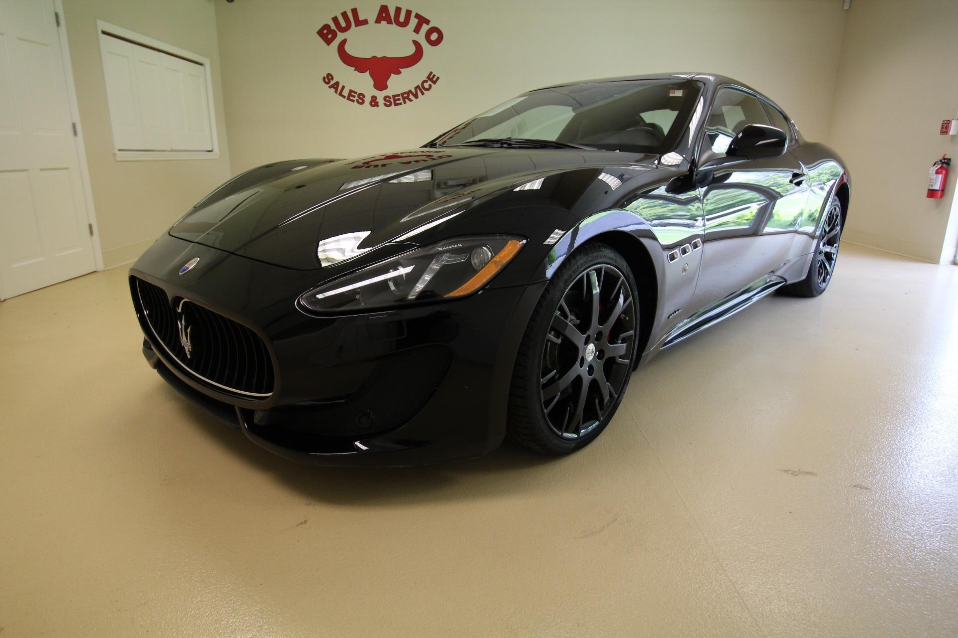 Used 2013 Maserati GranTurismo Sport Coupe | Albany, NY