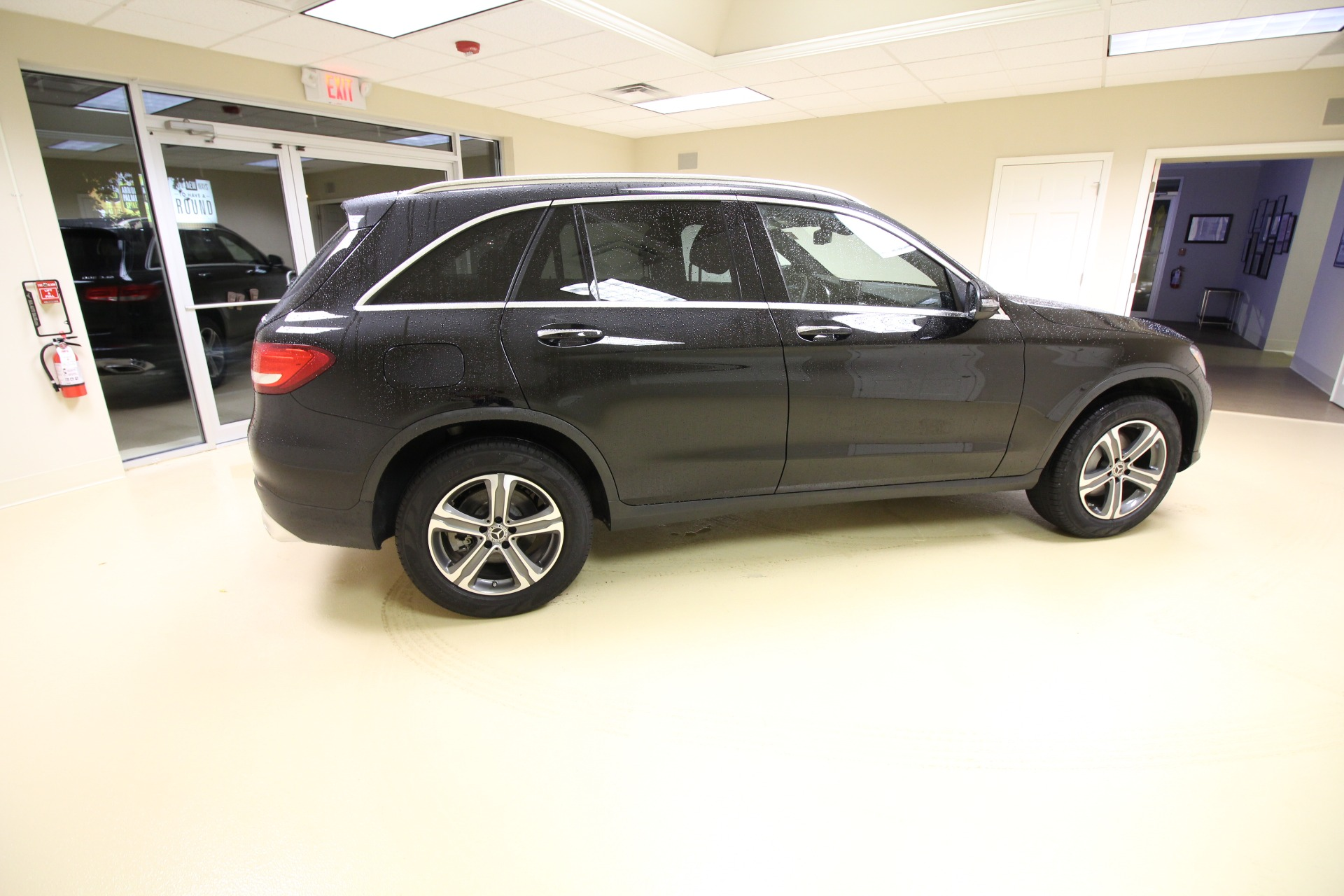 Used 2018 Mercedes-Benz GLC-Class GLC300 4MATIC | Albany, NY