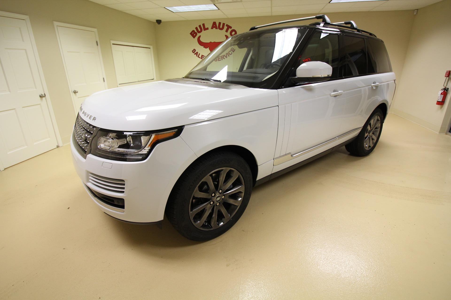 Used 2017 Land Rover Range Rover Range Rover   Albany, NY