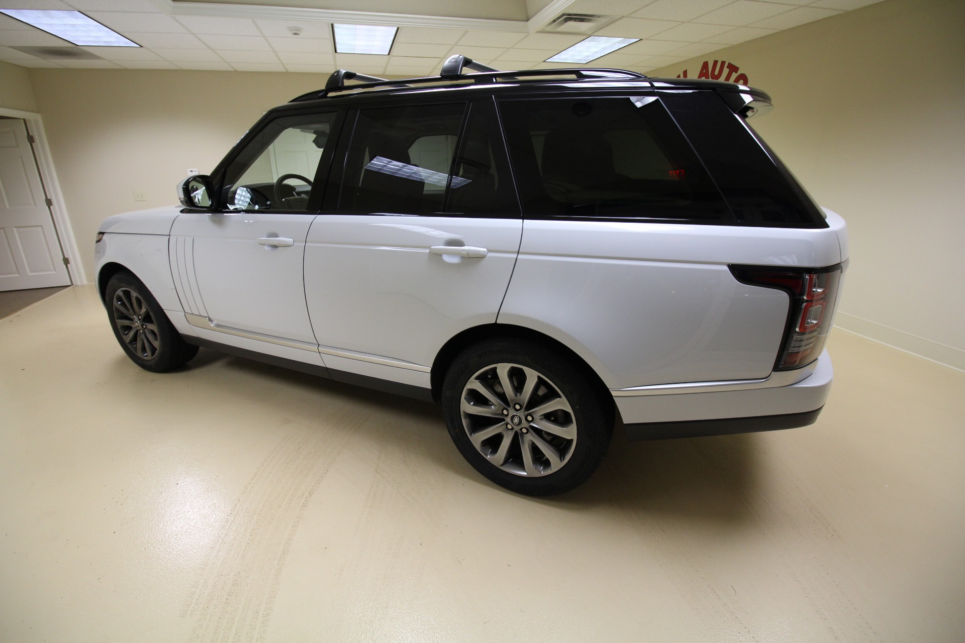 Used 2017 Land Rover Range Rover Range Rover | Albany, NY