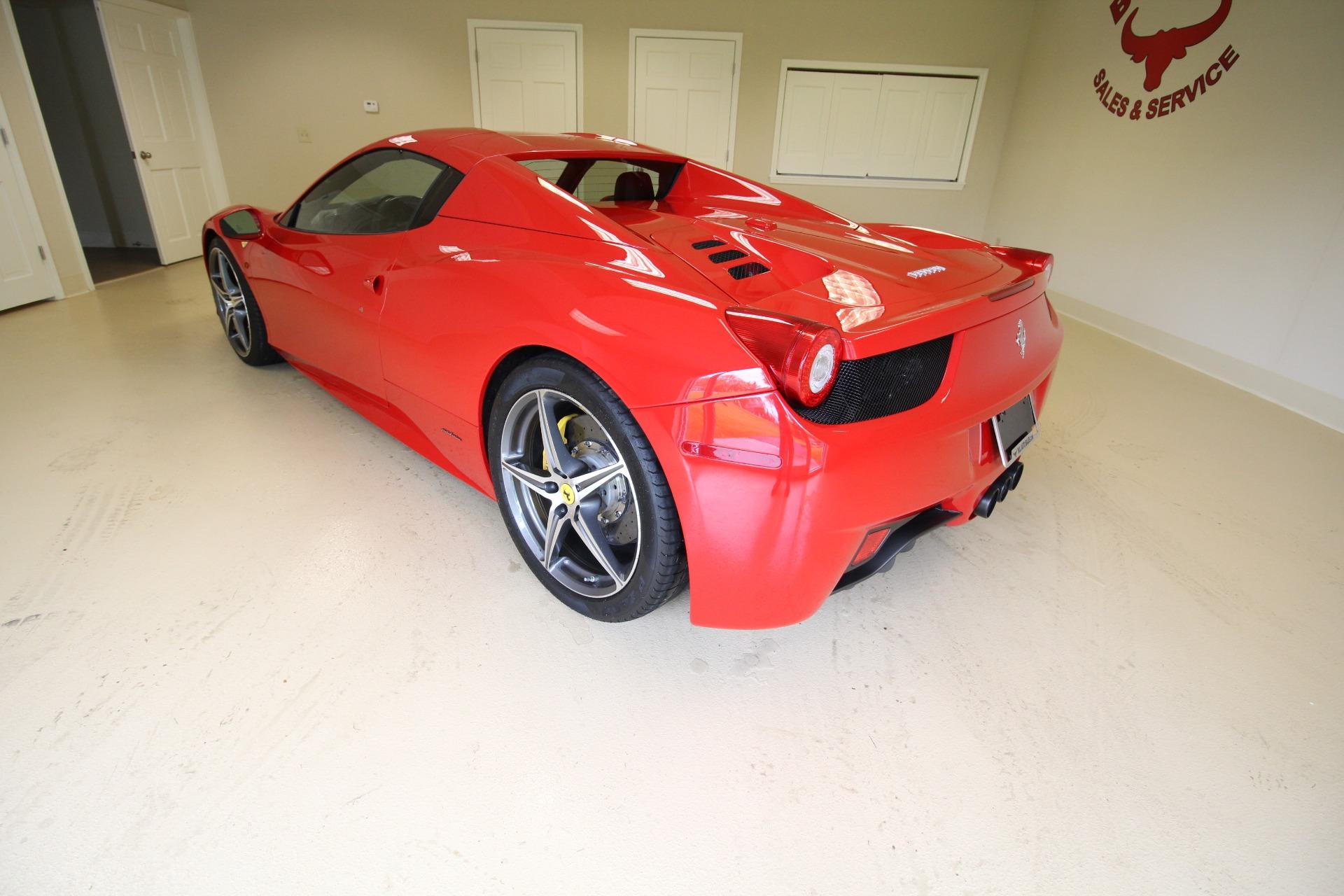 Used 2015 Ferrari 458 Spider | Albany, NY
