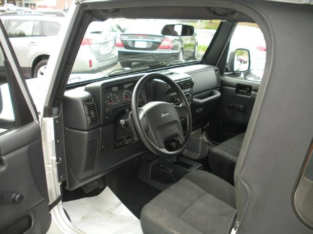 Used 2005 Jeep Wrangler SE | Albany, NY