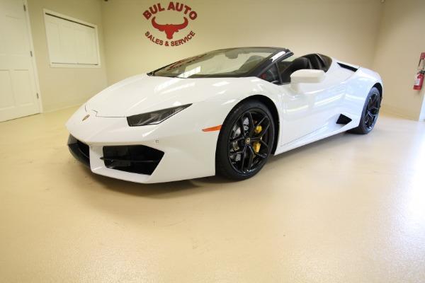 Used 2019 Lamborghini Huracan-Albany, NY