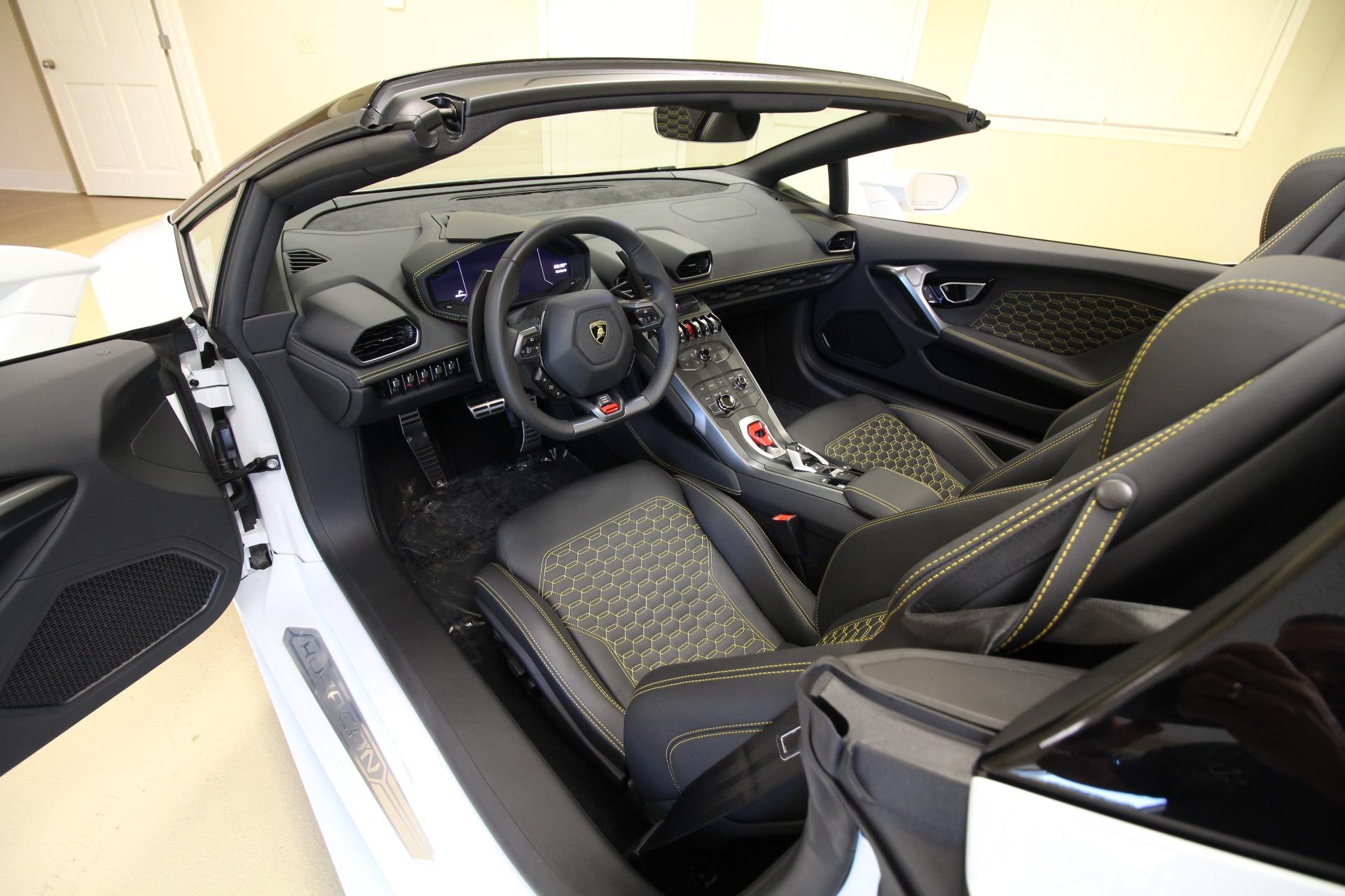 Used 2019 Lamborghini Huracan Spyder | Albany, NY