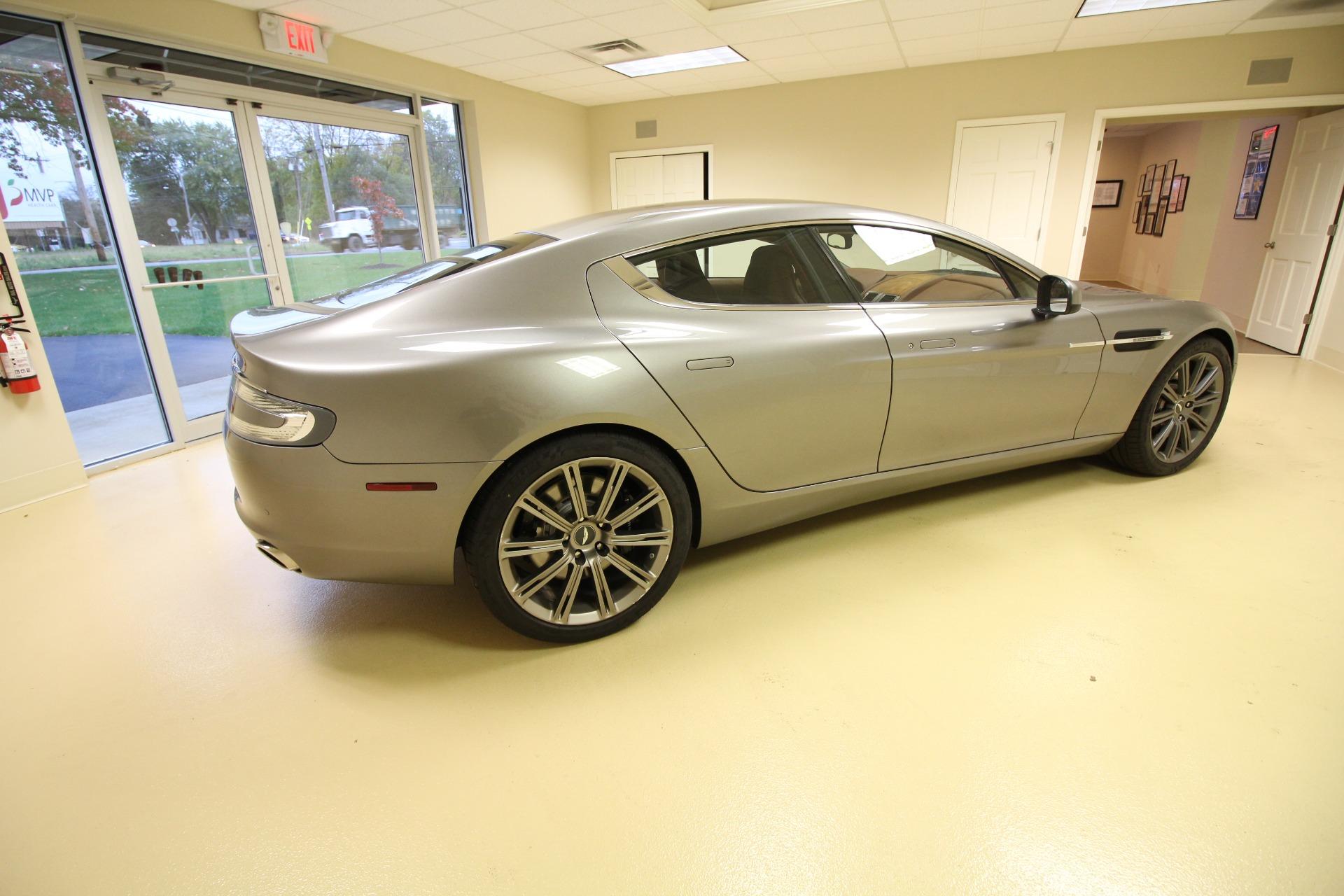 Used 2010 Aston Martin Rapide Sedan | Albany, NY