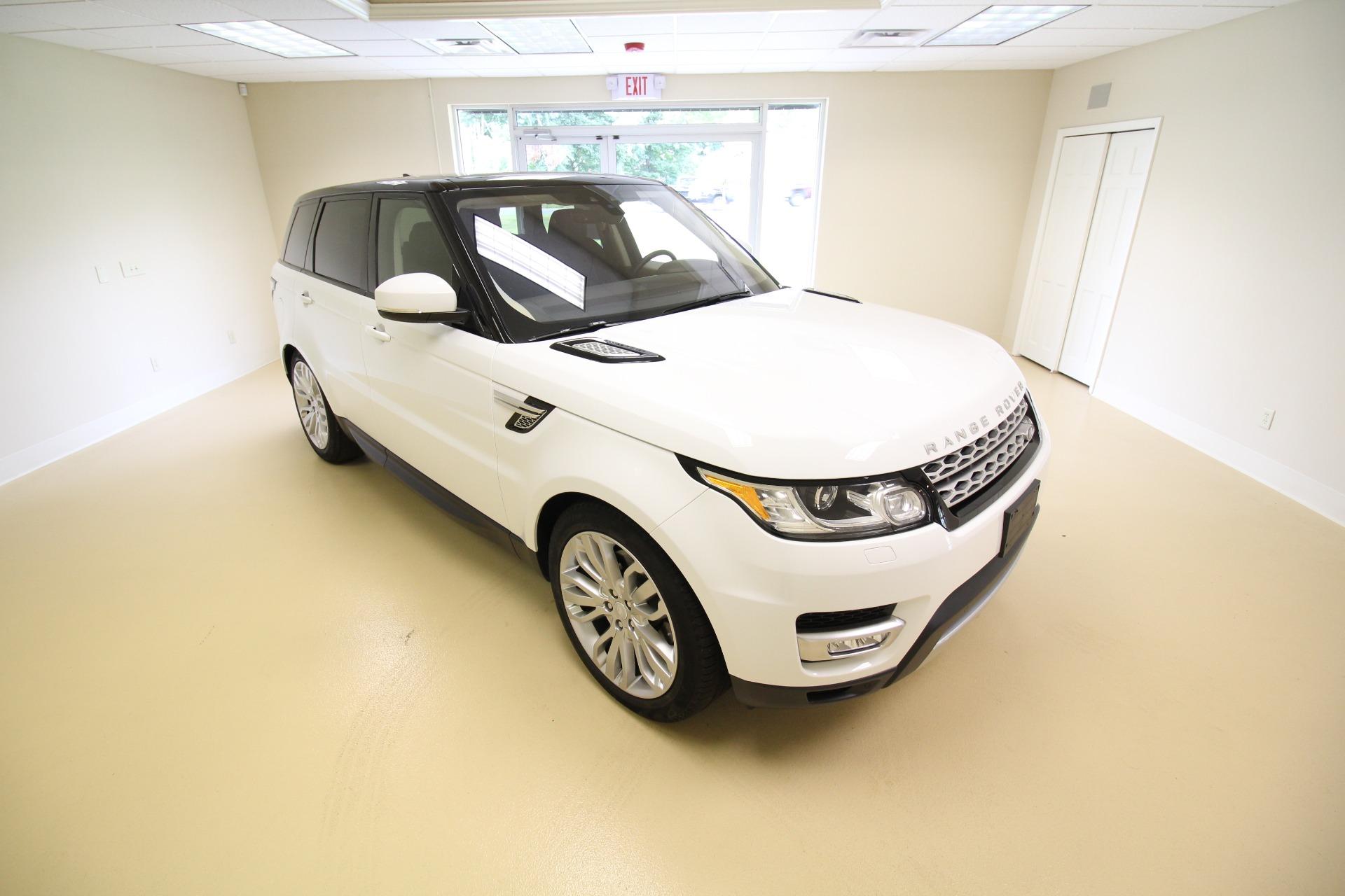 Used 2017 Land Rover Range Rover Sport HSE | Albany, NY