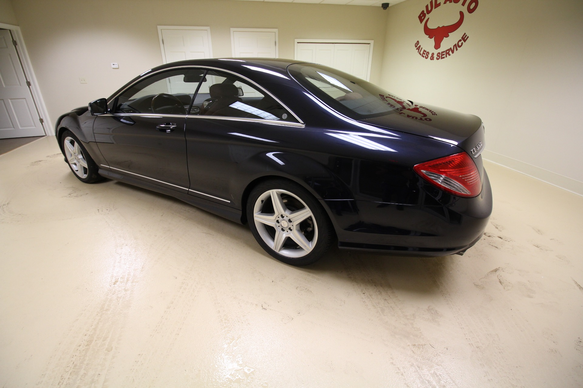 Used 2010 Mercedes-Benz CL-Class CL550 4MATIC | Albany, NY