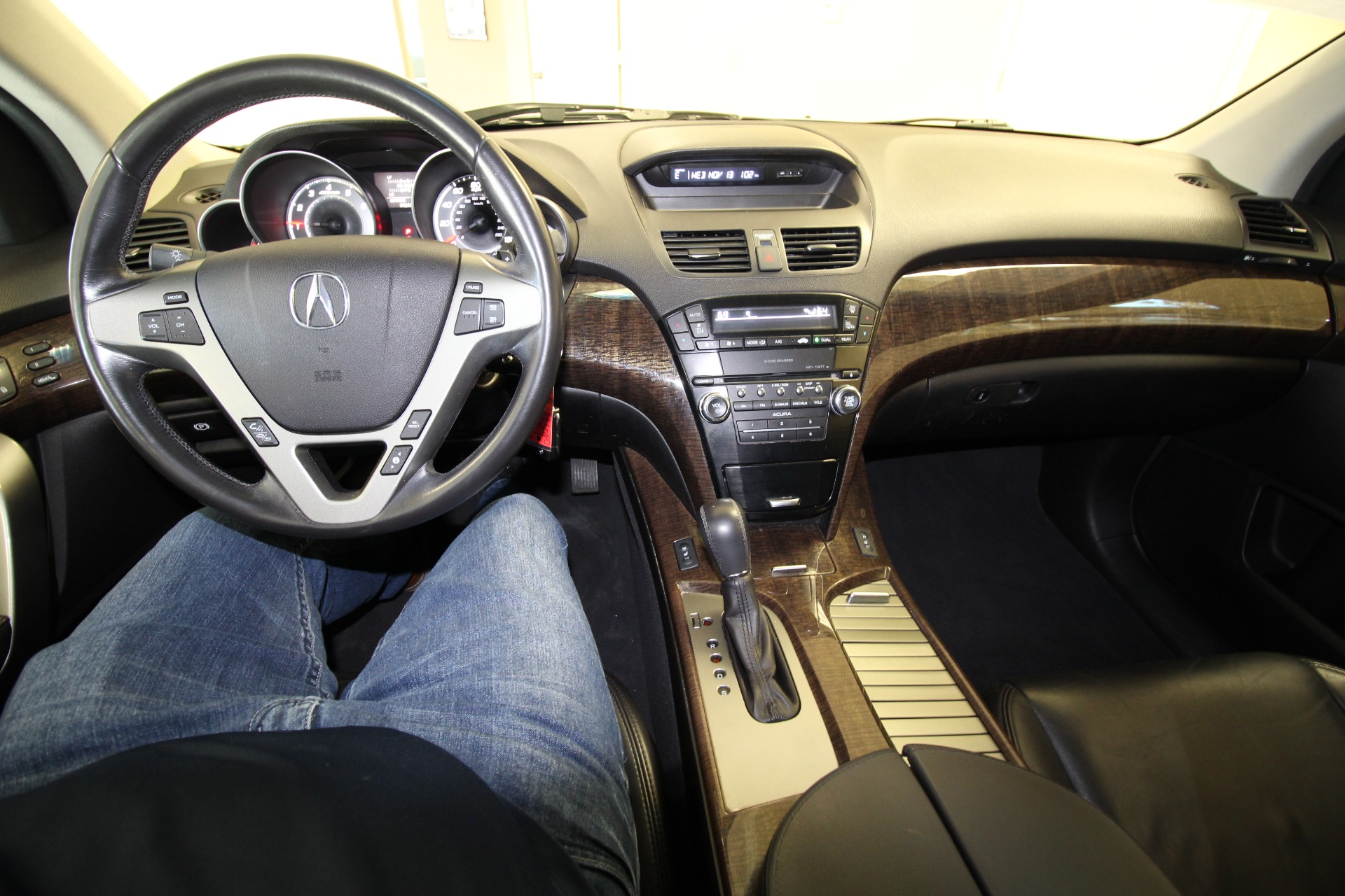 Used 2012 Acura MDX NEW CAR TRADE FULLY SERVICED TIMING BELTS AND WATER PUMP SUPER CLEAN   Albany, NY
