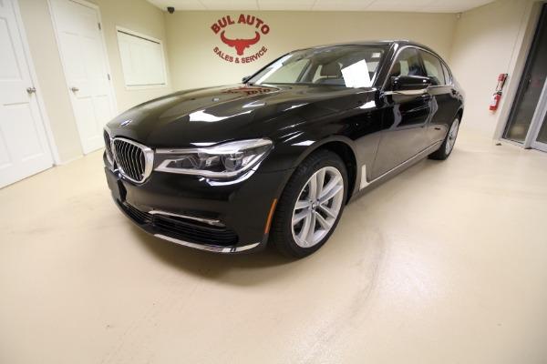 Used 2016 BMW 7-Series-Albany, NY