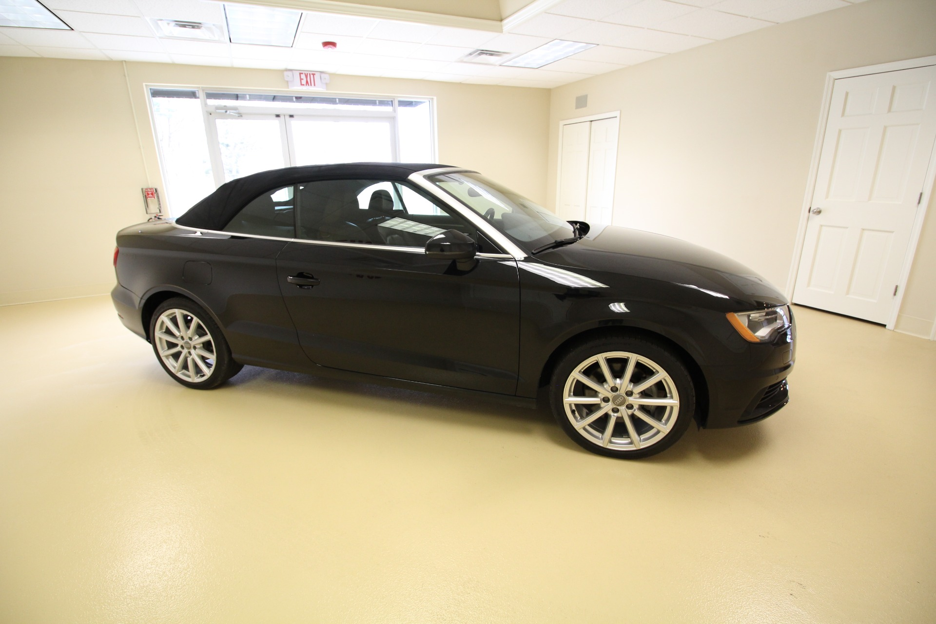 Used 2015 Audi A3 2.0T Premium Plus Cabriolet quattro S tronic | Albany, NY