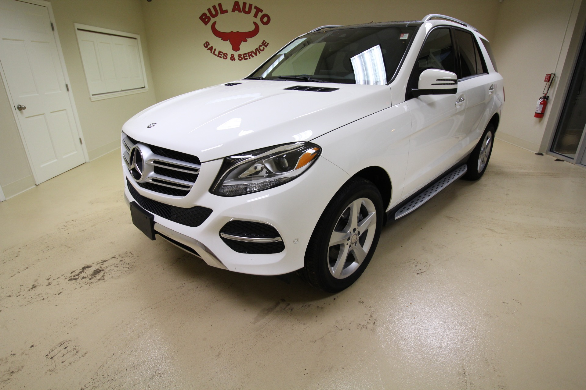 Used 2016 Mercedes-Benz GLE-Class GLE350 4MATICLOADED WITH OPTIONSRUNNING BOARDSPANORAMIC ROOF | Albany, NY