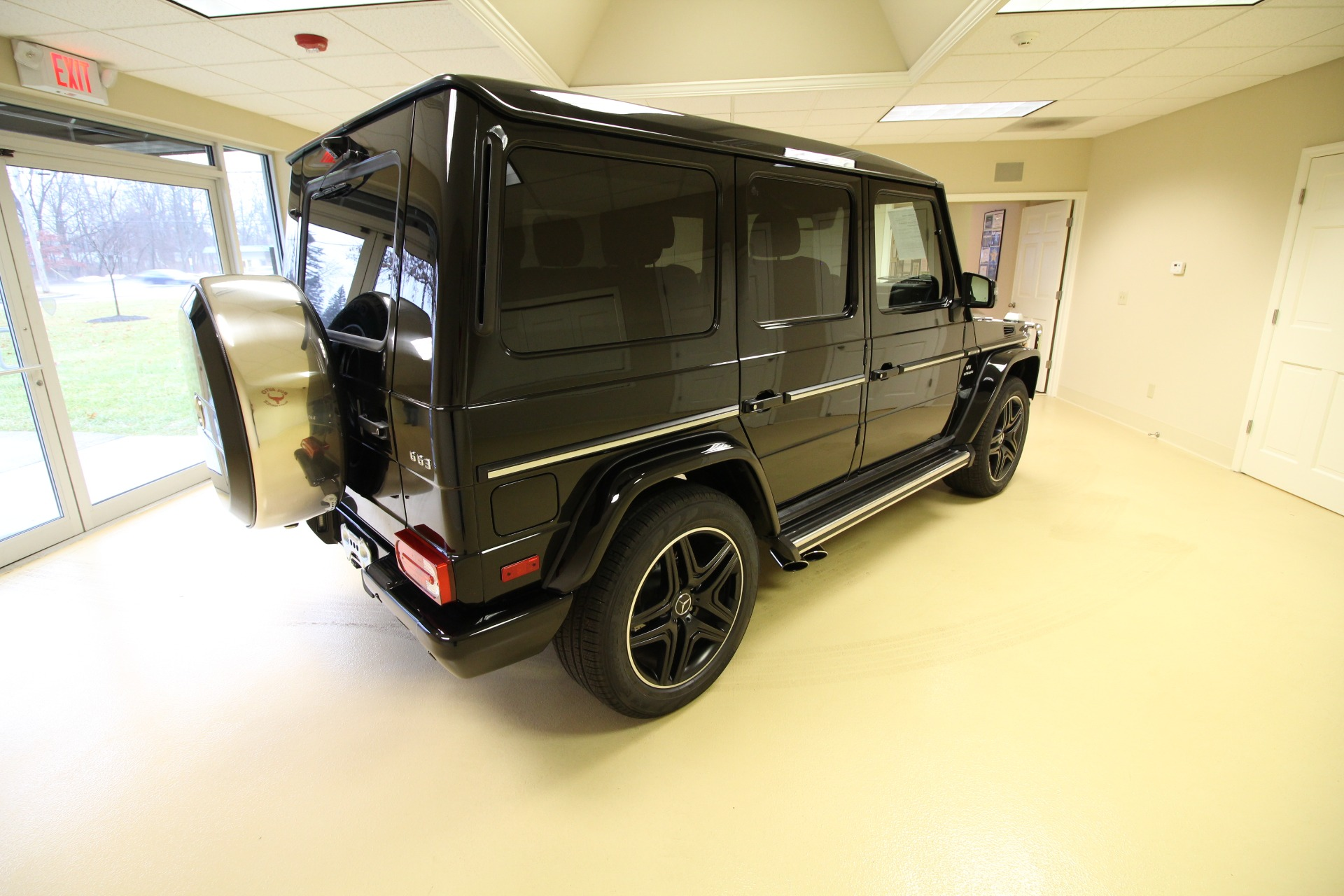 Used 2018 Mercedes-Benz G-Class G63 AMG 4MATIC SUPER CLEAN VERY WELL OPTIONED NEW CAR TRADE | Albany, NY