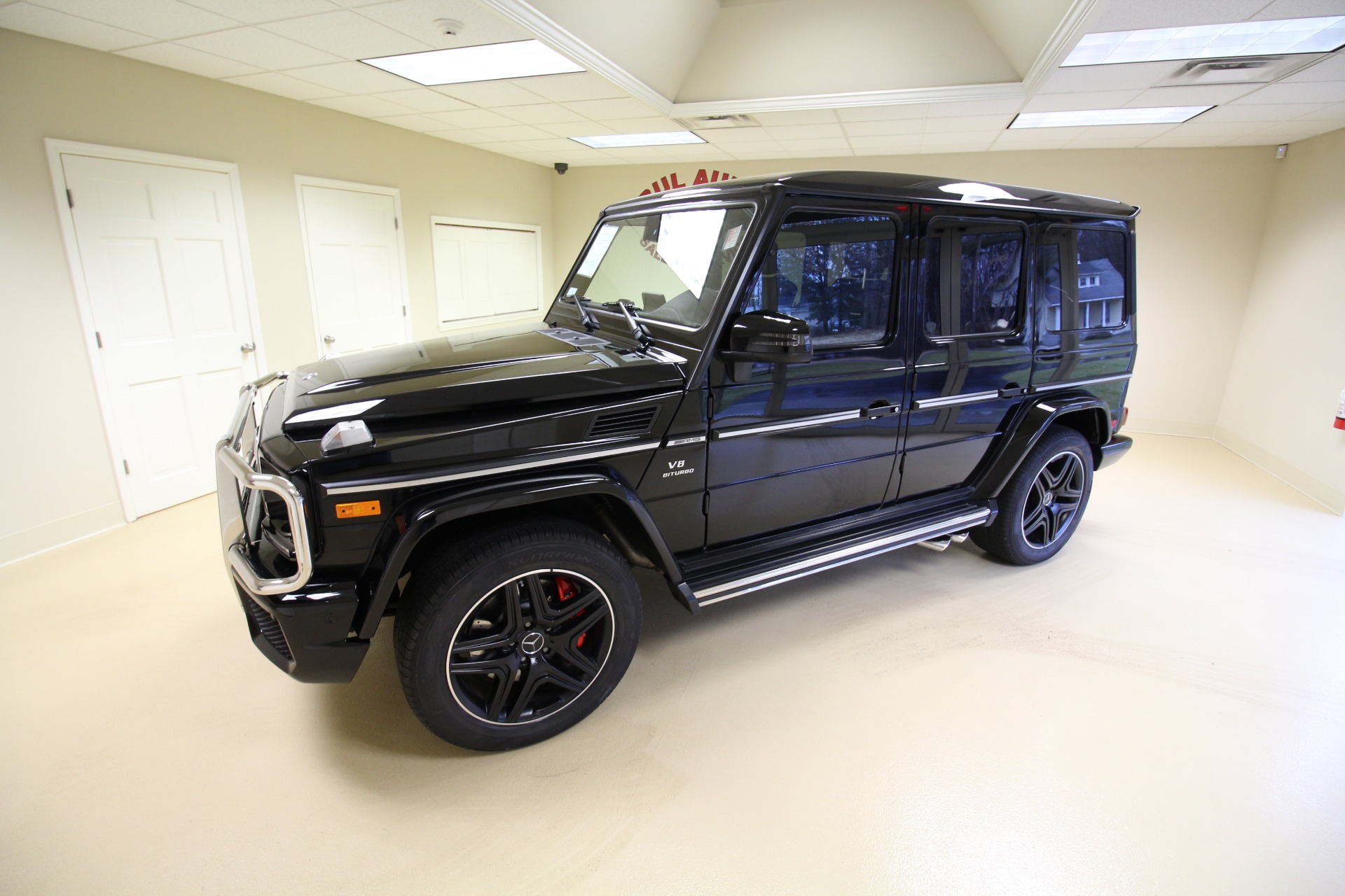 Used 2018 Mercedes-Benz G-Class G63 AMG 4MATIC SUPER CLEAN VERY WELL OPTIONED NEW CAR TRADE   Albany, NY