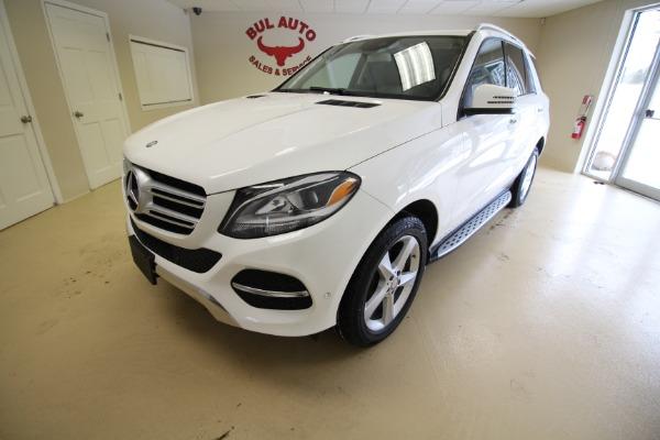 Used 2017 Mercedes-Benz GLE-Class-Albany, NY