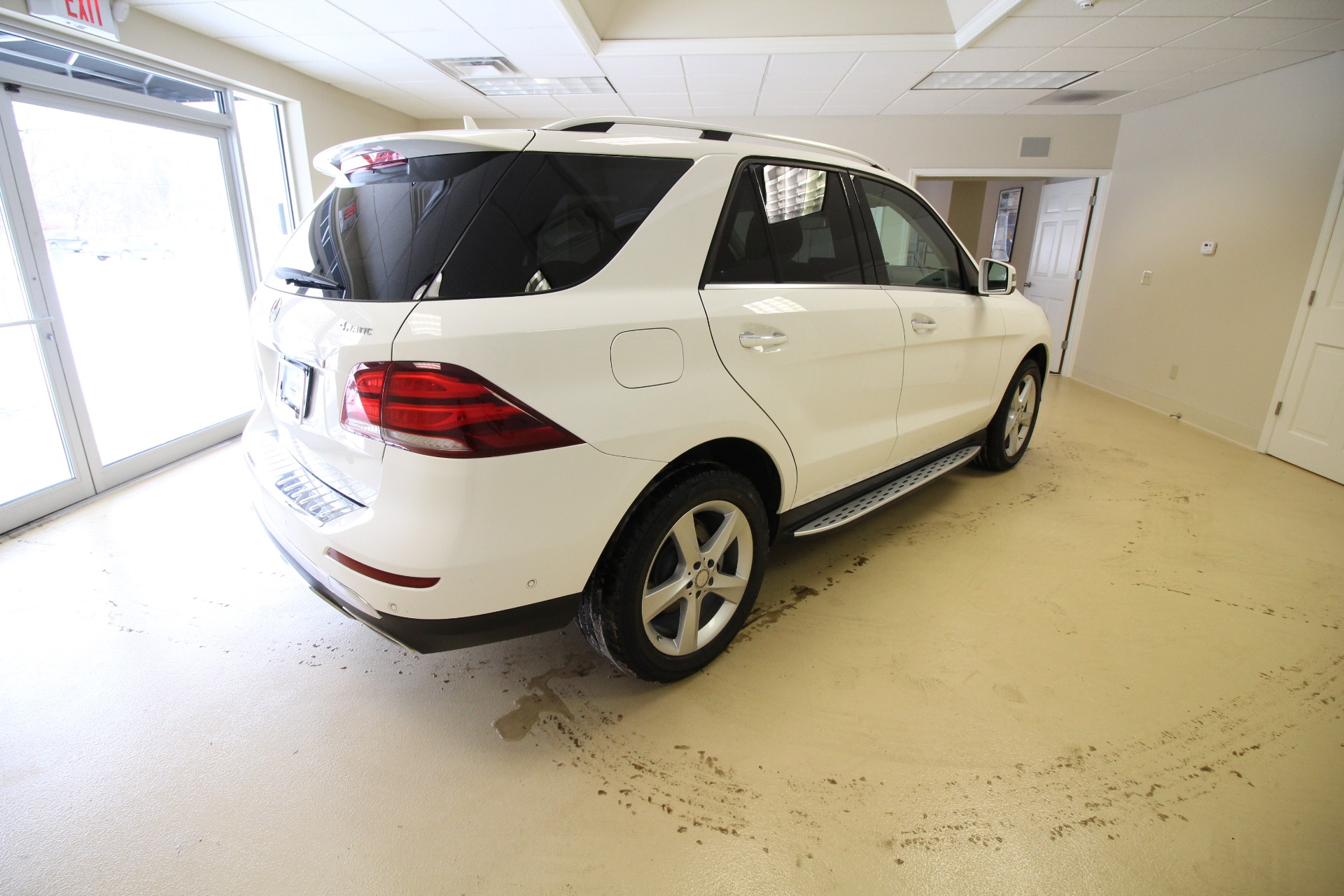 Used 2017 Mercedes-Benz GLE-Class GLE350 4MATIC | Albany, NY