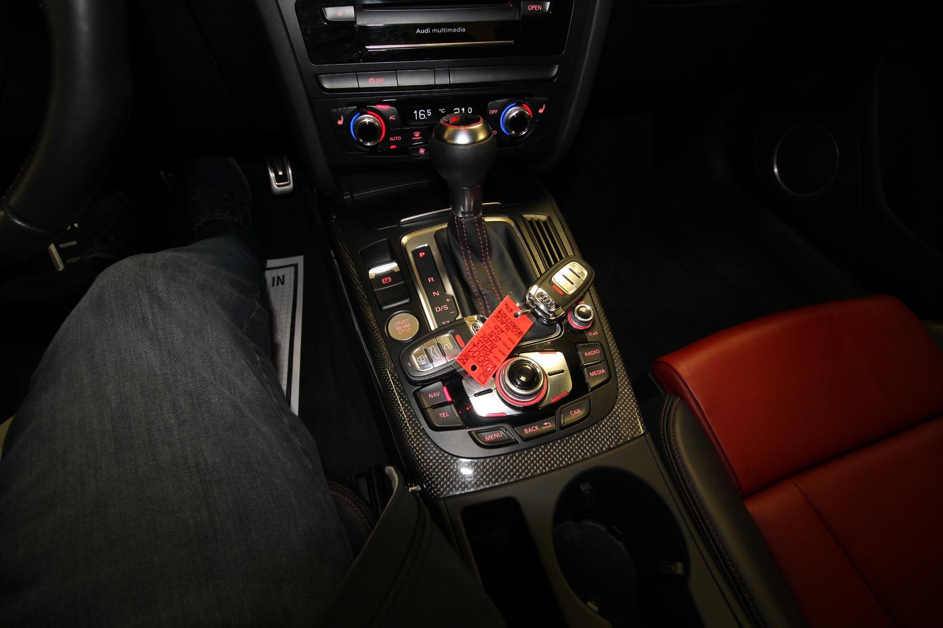 Used 2013 Audi S5 3.0T PREMIUM PLUS COUPE QUATTRO S TRONIC   Albany, NY