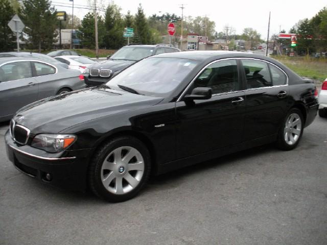 Used 2007 BMW 7 Series 750i | Albany, NY