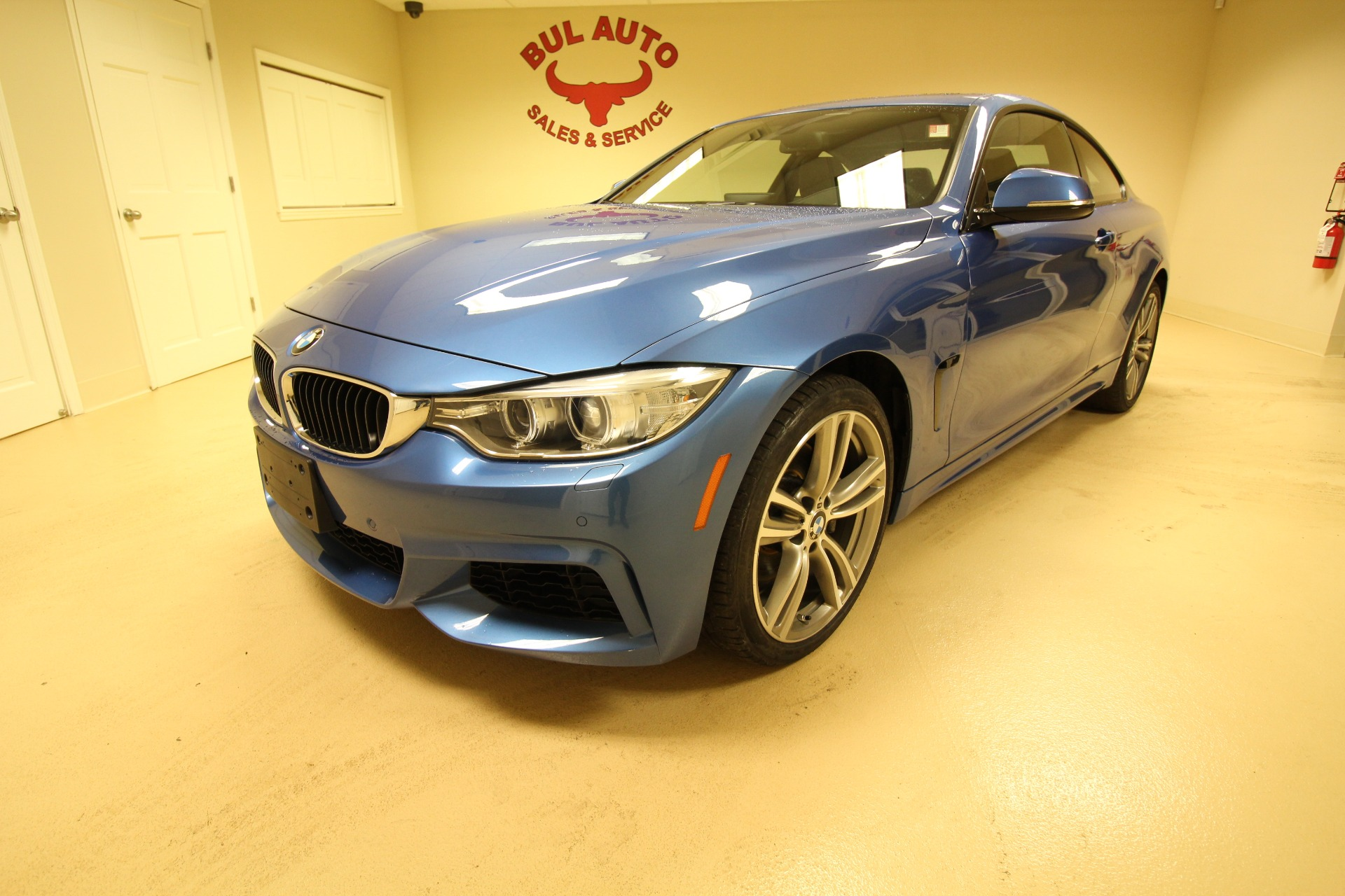 Used 2015 BMW 4-Series 435i xDrive SUPER LOADED MSPORT TECH AND PREMIUM AND COLD WEATHER AND DRIVE | Albany, NY