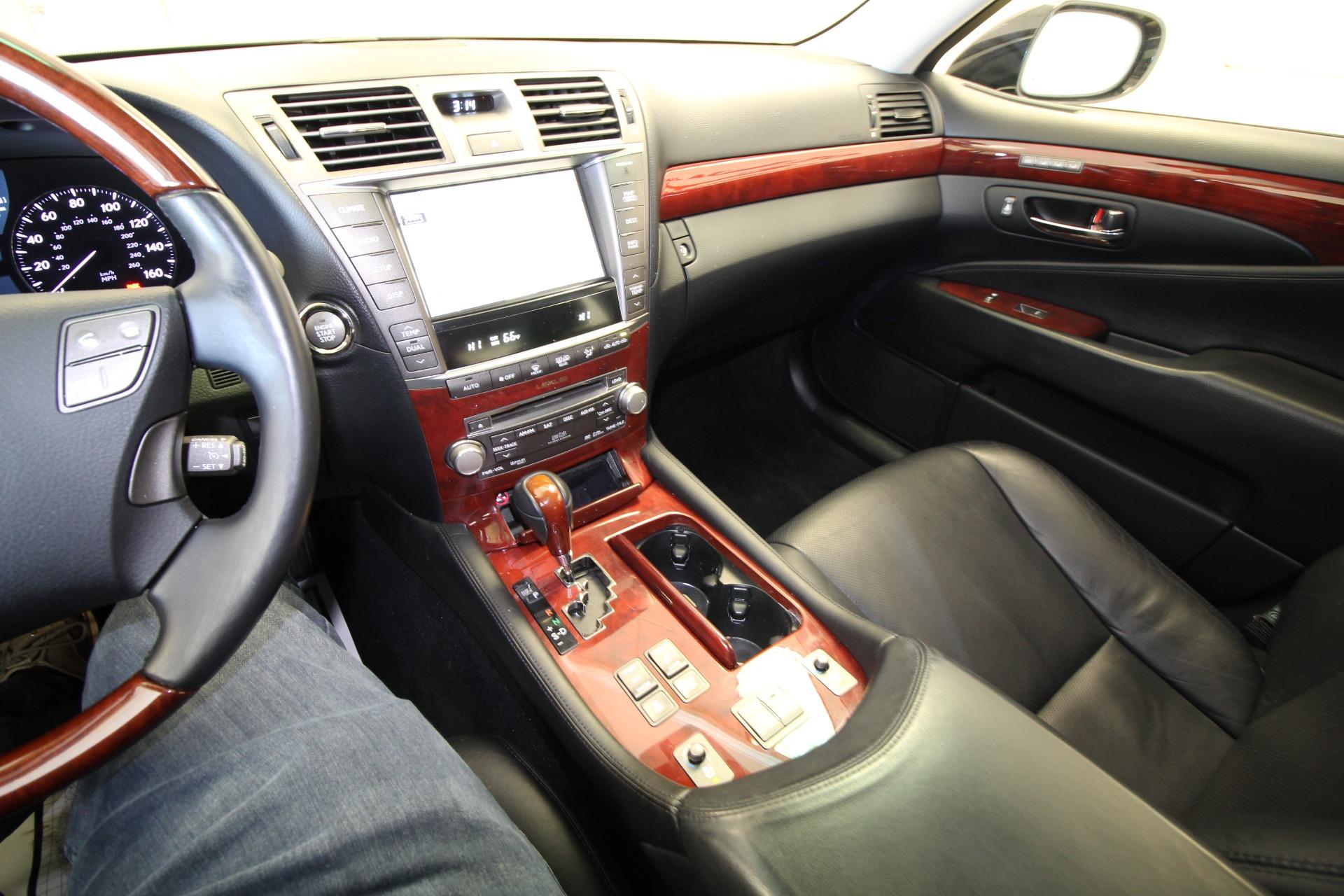 Used 2010 Lexus LS 460 Luxury Sedan AWD very well maintained 90k service | Albany, NY