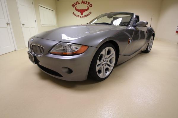Used 2004 BMW Z4-Albany, NY