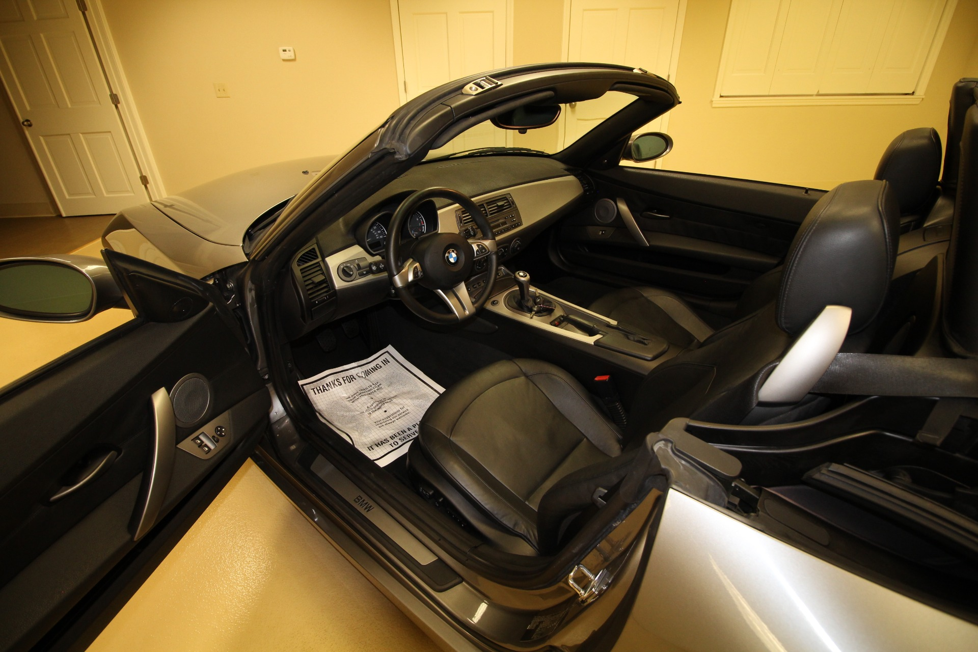 Used 2004 BMW Z4 3.0i RARE ONE OWNER RARE 6 SPEED MANUAL SUPER LOW MILES | Albany, NY
