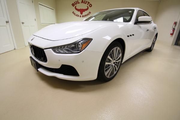 Used 2015 Maserati Ghibli-Albany, NY