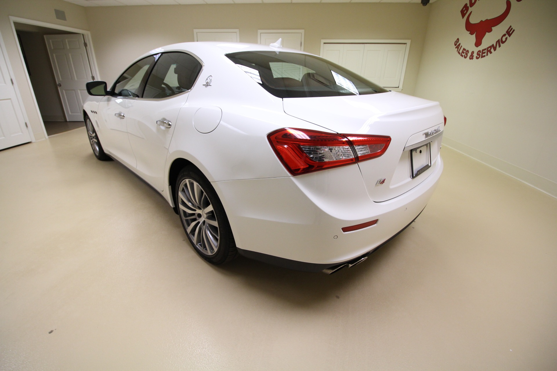 Used 2015 Maserati Ghibli S Q4 SQ4 AWD SUPER CLEAN VERY WELL MAINTAINED | Albany, NY