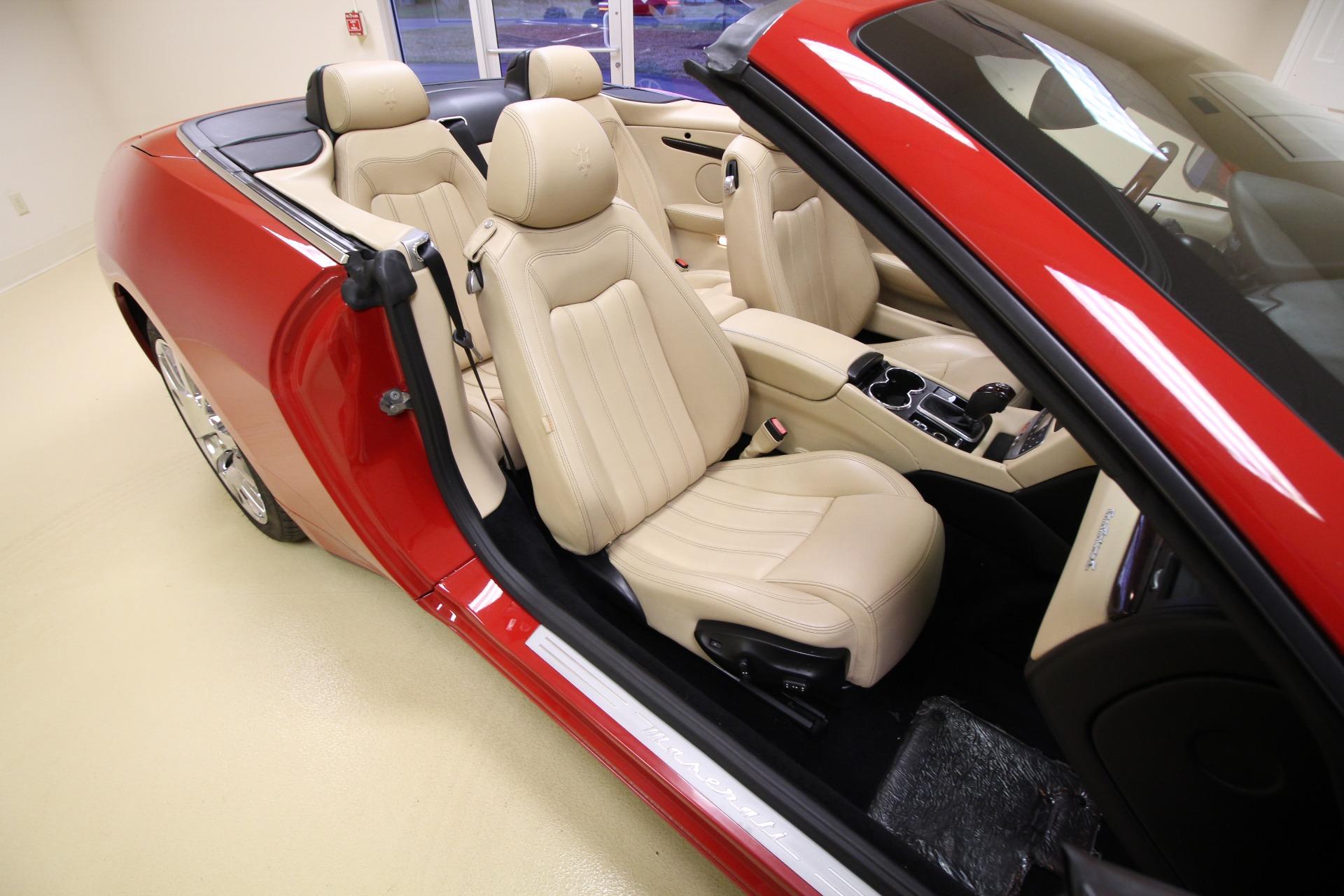 Used 2010 Maserati GranTurismo Convertible VERY RARE COLOR COMBO SUPERB CONDITION | Albany, NY