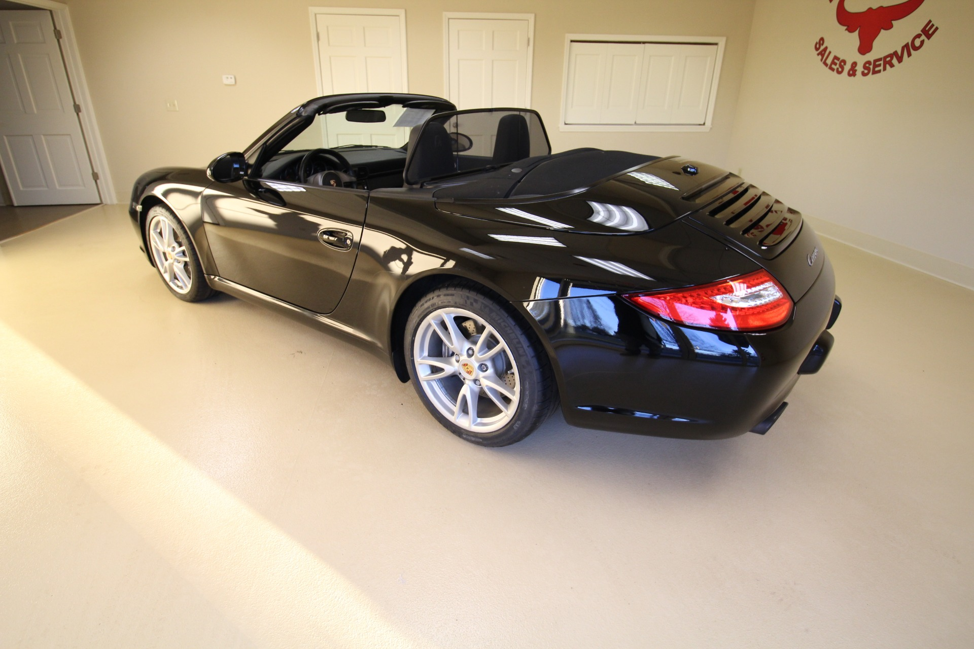 Used 2010 Porsche 911 Carrera Cabriolet RARE 6 SPEED MANUAL | Albany, NY