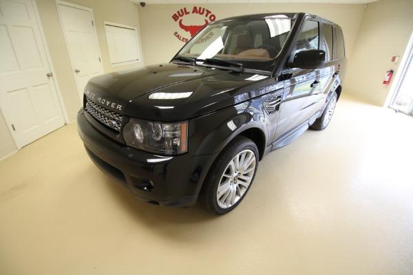 Used 2013 Land Rover Range Rover Sport-Albany, NY