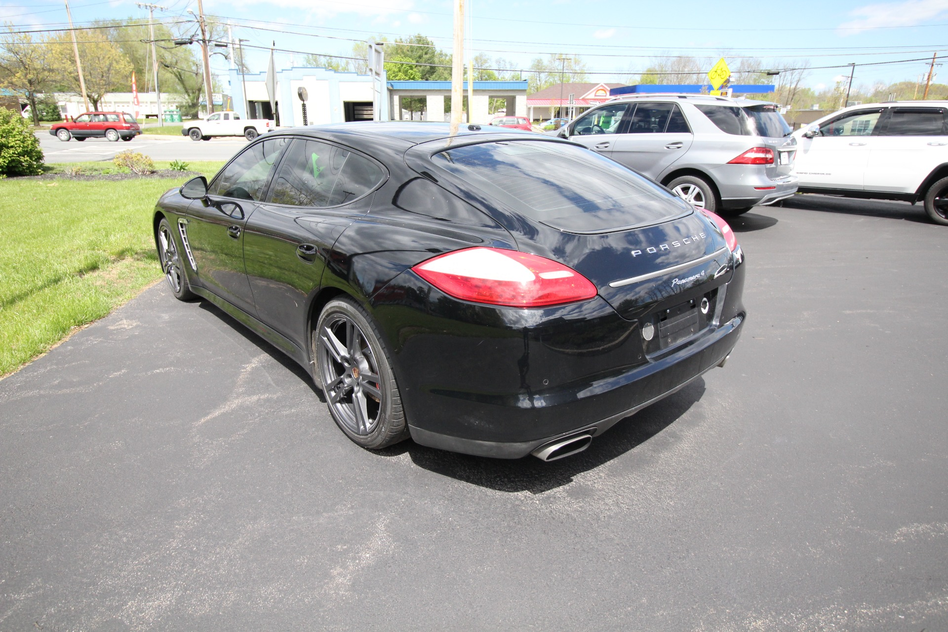 Used 2013 Porsche Panamera 4 AWD JUST TRADED IN WITH US FULLY SERVICED | Albany, NY