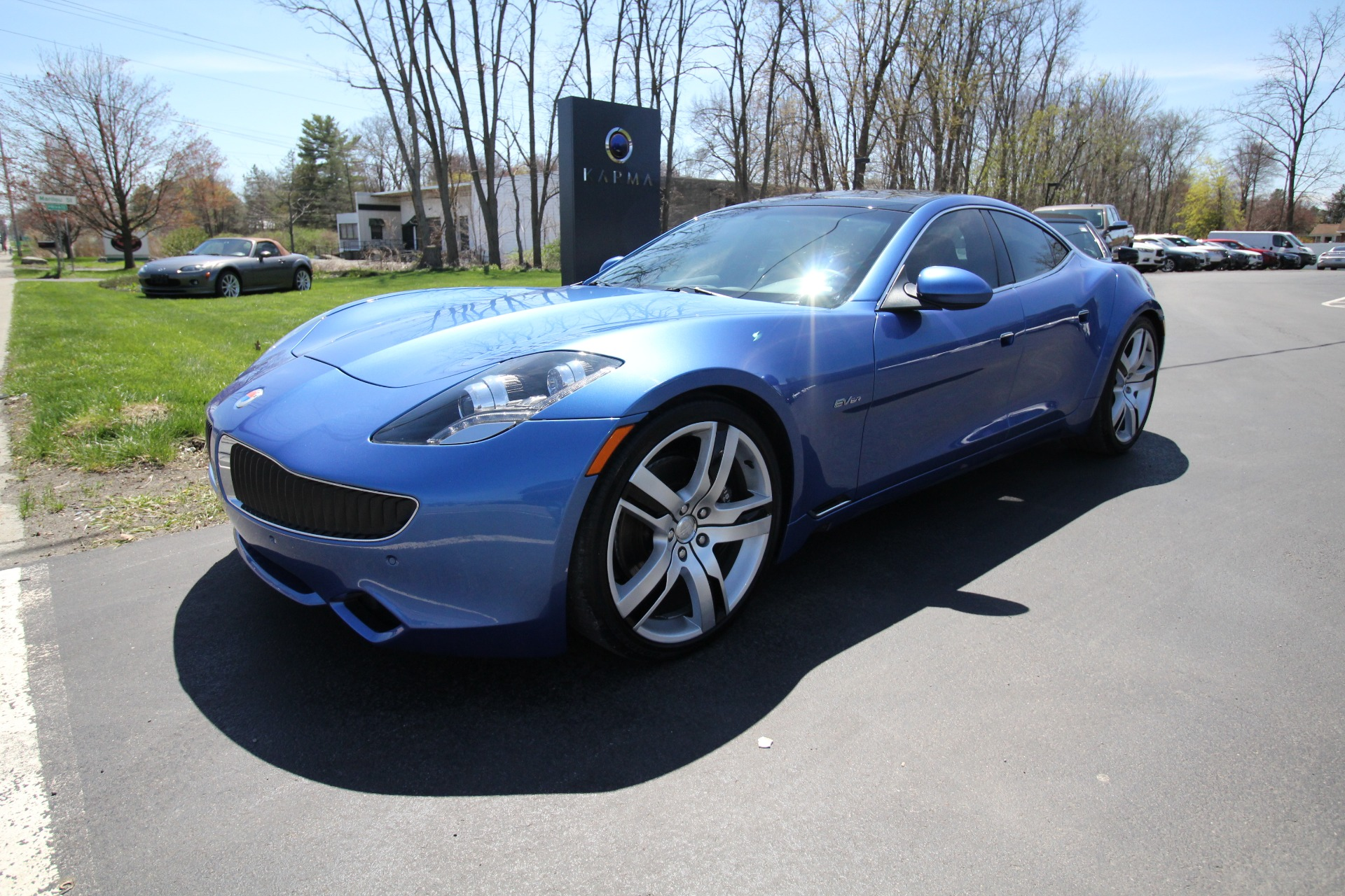 Used 2012 Fisker Karma ECO Sport JUST TRADED IN WITH US FOR A NEW KARMA | Albany, NY