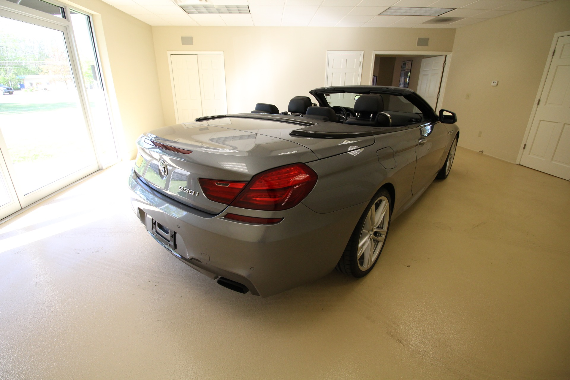 Used 2013 BMW 6-Series 650i CONVERTIBLE M SPORT LOADED LOW MILES SUPERB | Albany, NY