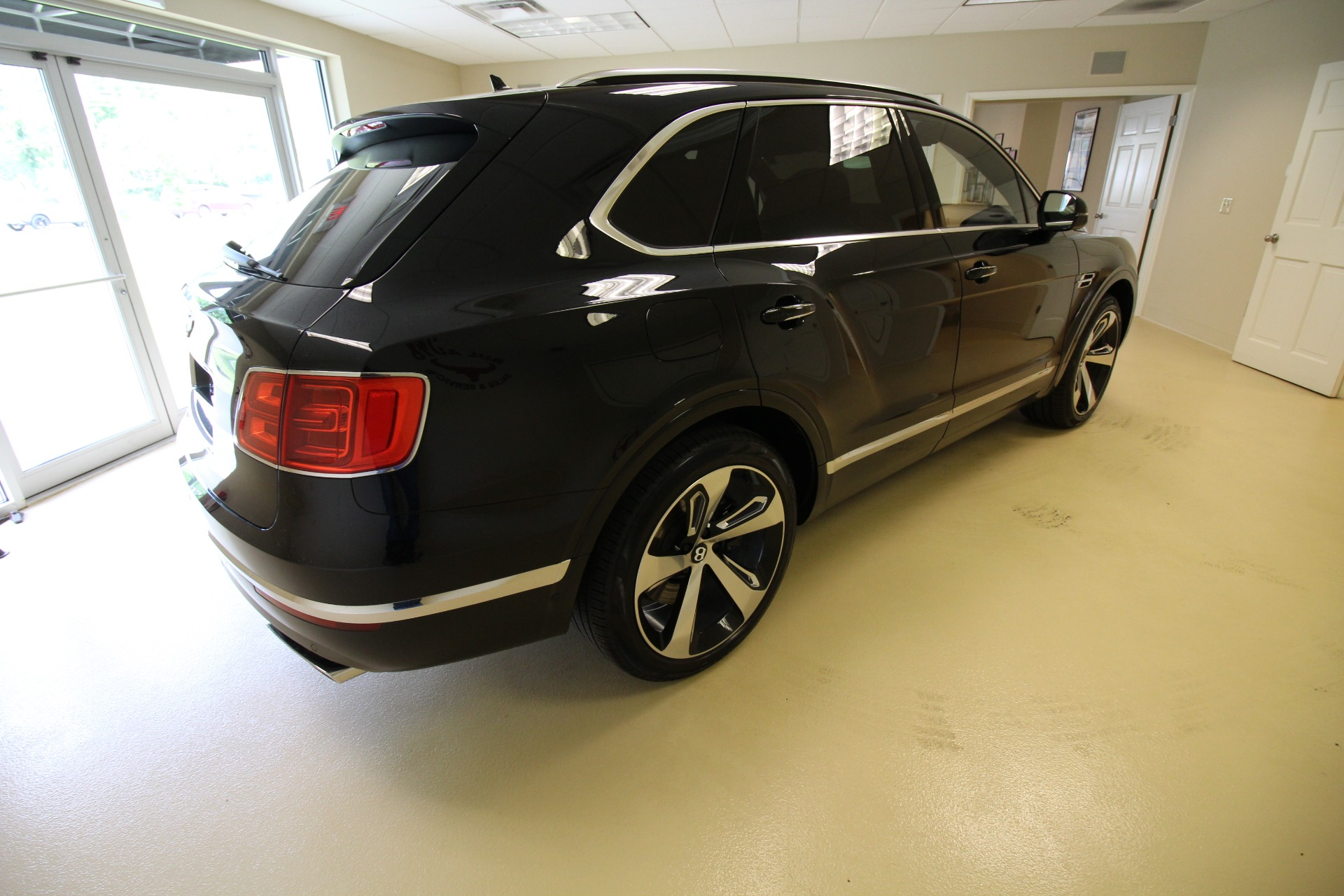 Used 2017 Bentley Bentayga FIRST EDITION LOCAL TRADE WITH US FOR FERRARI | Albany, NY