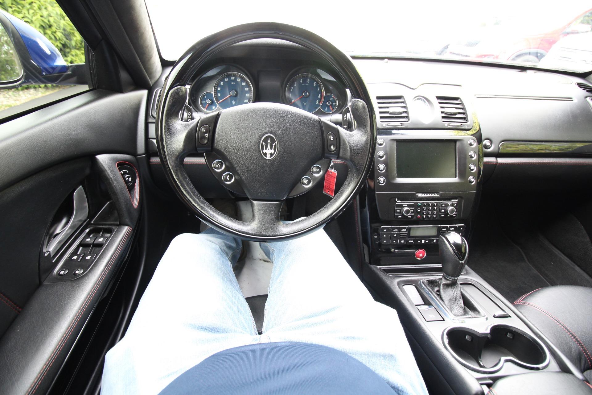 Used 2012 Maserati Quattroporte S | Albany, NY