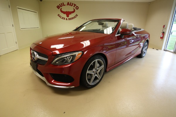 Used 2017 Mercedes-Benz C-Class-Albany, NY