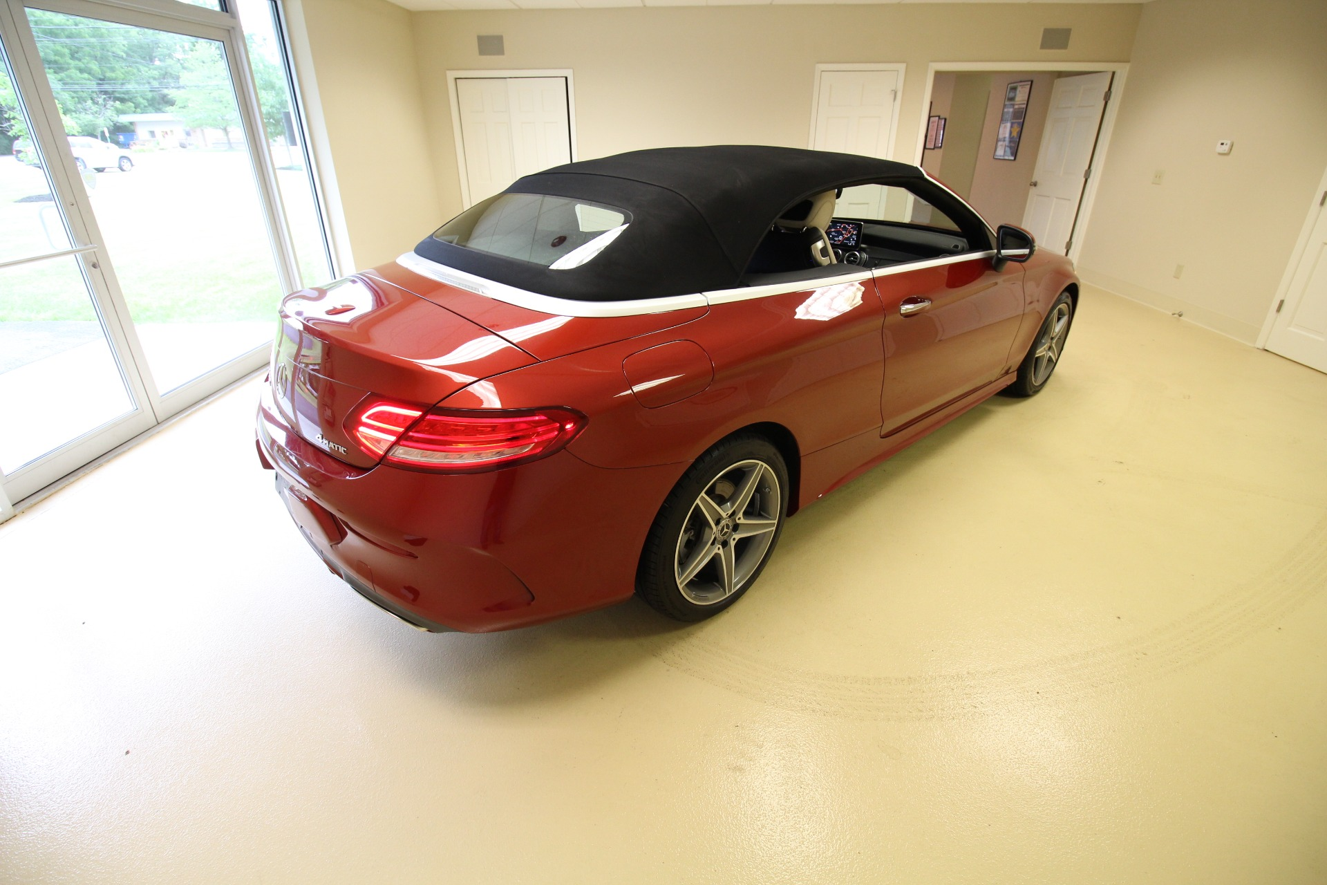 Used 2017 Mercedes-Benz C-Class C300 4MATIC CONVERTIBLE   Albany, NY