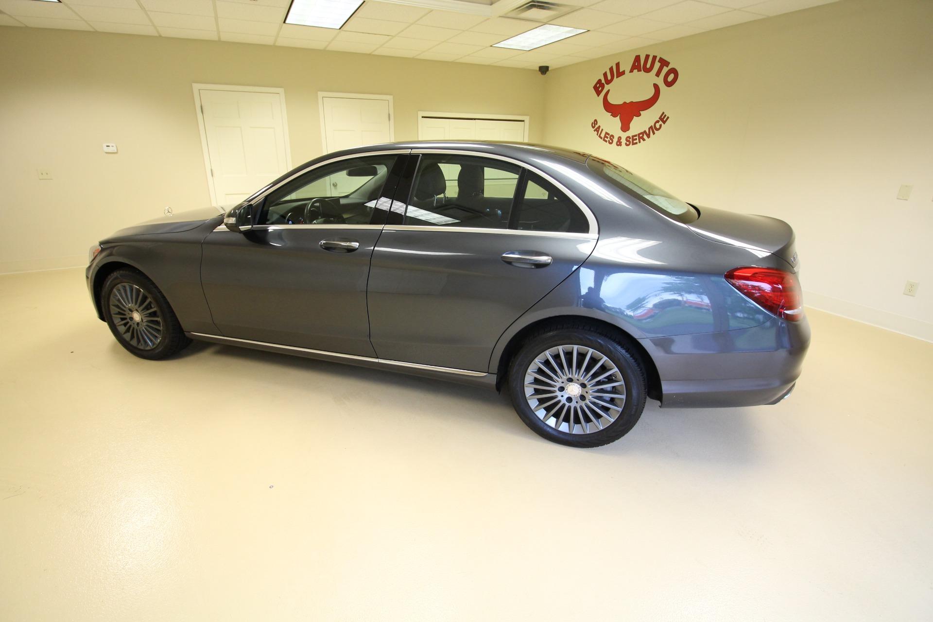 Used 2015 Mercedes-Benz C-Class C300 4MATIC SEDAN NEW MASERATI TRADE VERY CLEAN | Albany, NY
