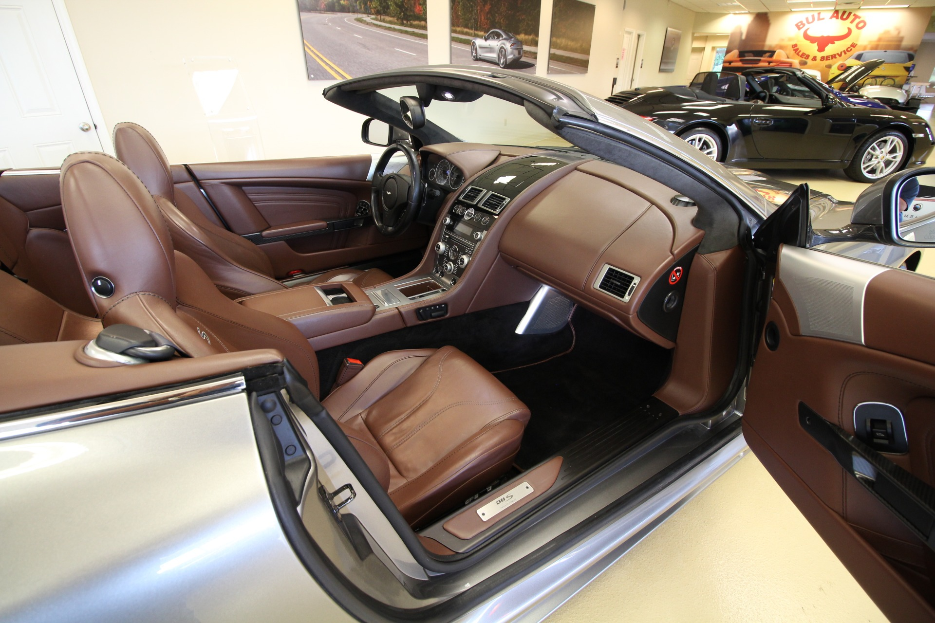 Used 2010 Aston Martin DBS Volante Convertible VERY CLEAN STUNNING CAR | Albany, NY