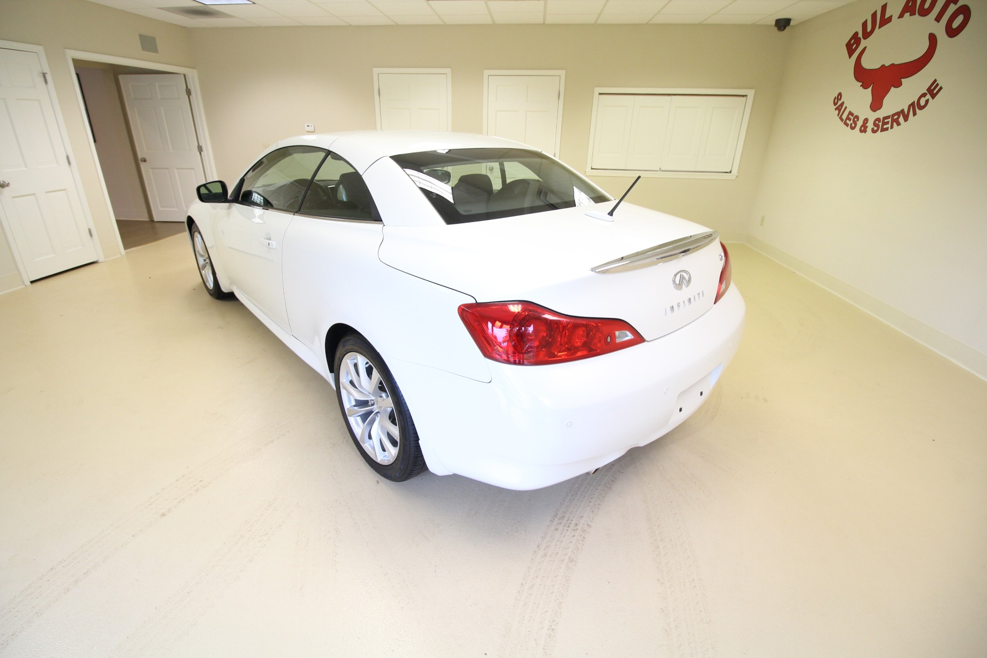Used 2012 Infiniti G Convertible 1 OWNER SUPER LOW MILES LIKE NEW | Albany, NY