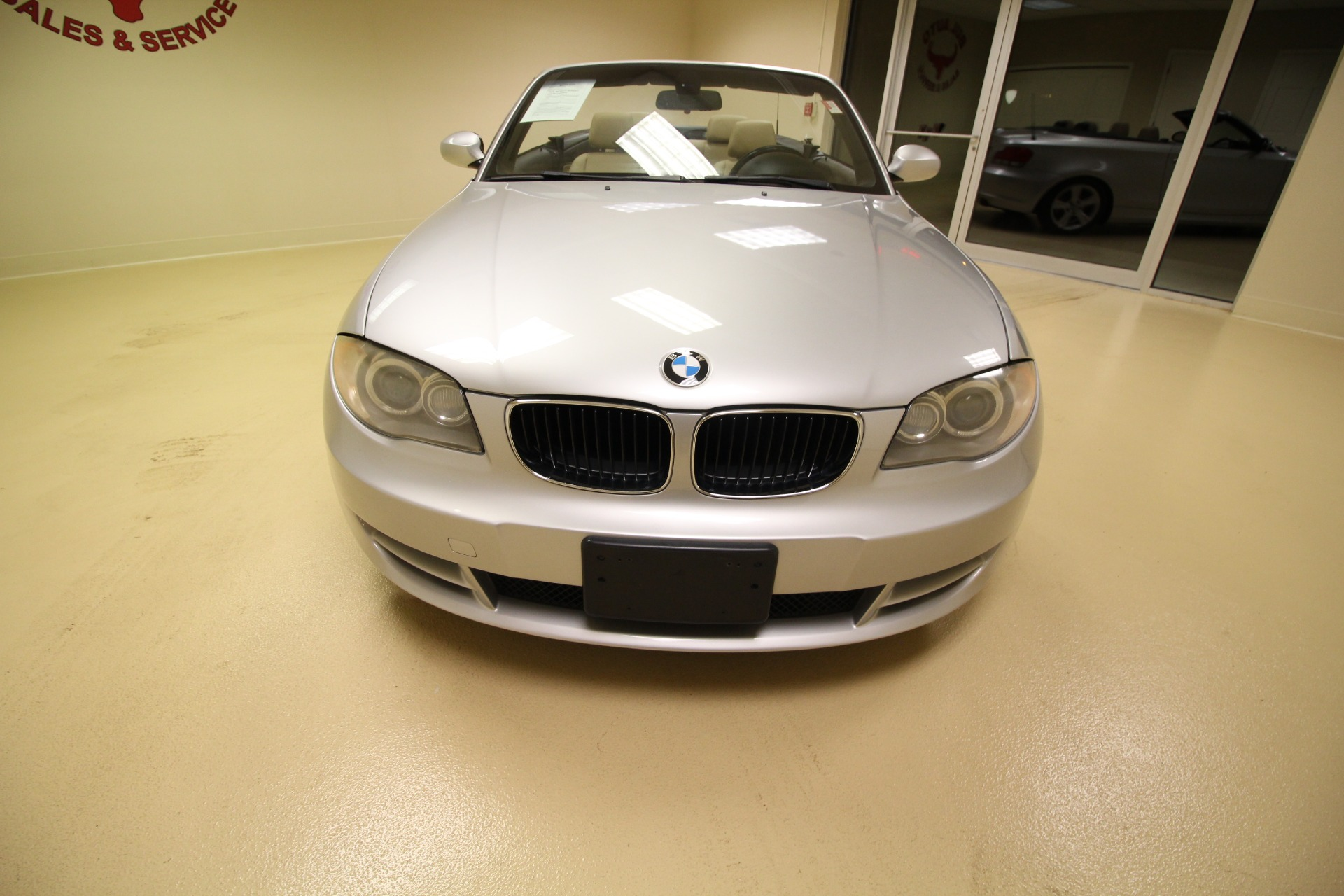 Used 2008 BMW 1-Series 128i Convertible SUPER LOW MILES SUPER NICE   Albany, NY