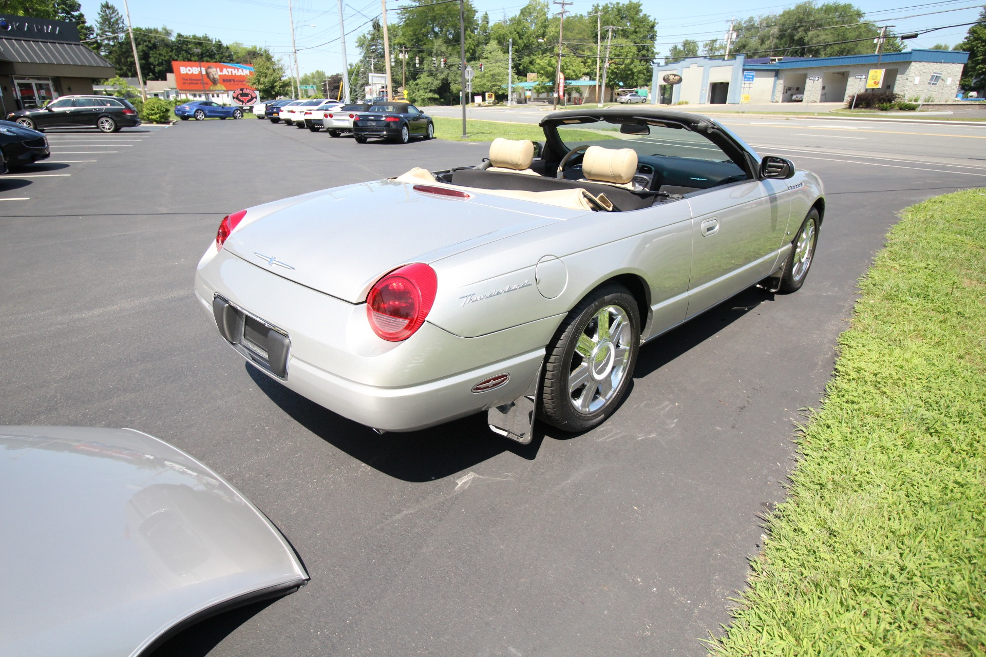 Used 2004 Ford Thunderbird Premium SUPER NICE AND LOW MILES AND HARD TOP | Albany, NY