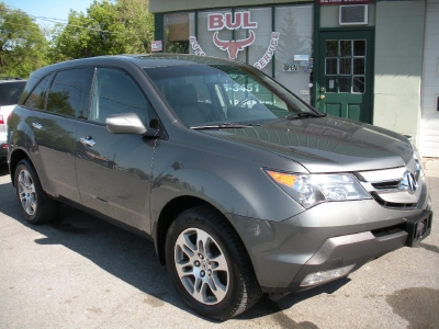 2008 Acura MDX SH AWD w/Technology